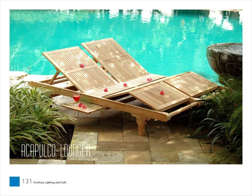 Why Choose Modern Outdoor Furniture from Indonesia